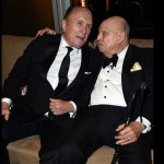 Don with Robert Duvall, Beverly Hills, CA, February 2015