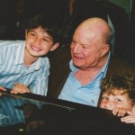 Don with his grandsons, Ethan & Harrison