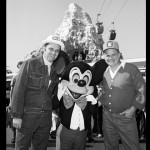 Bob Newhart, Don and Mickey Mouse