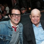 Don with Johnny Knoxville