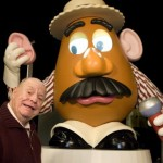 Don & Mr. Potato Head, the character he voices in the