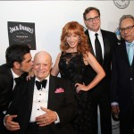 John Stamos, Don, Kathy Griffin, Bob Saget and Lewis Black on June 24, 2013, in New York after Don received the Friars Club Lifetime Achievement Award for Comedy.