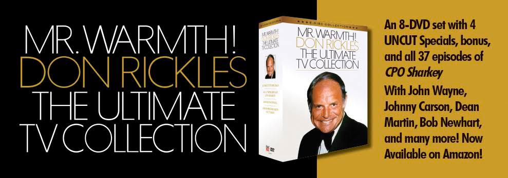 Mr. Warmth DVD