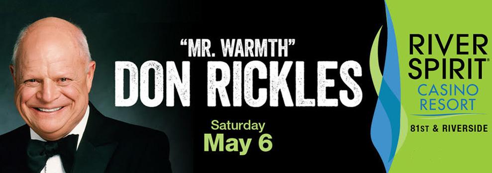 Don Rickles in Tulsa, OK